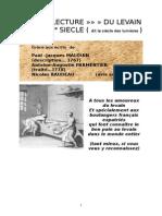 Lecture Du Levain