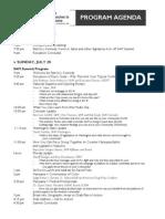 2014 Project SAM Summit Agenda on Defeating Oregon and Alaska With SAM Affiliates