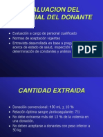 2-Evaluación Del Historial Del Donante