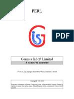 Perl NotePERL