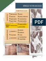 Investigacion y Explot. de Rocas Ornamentales