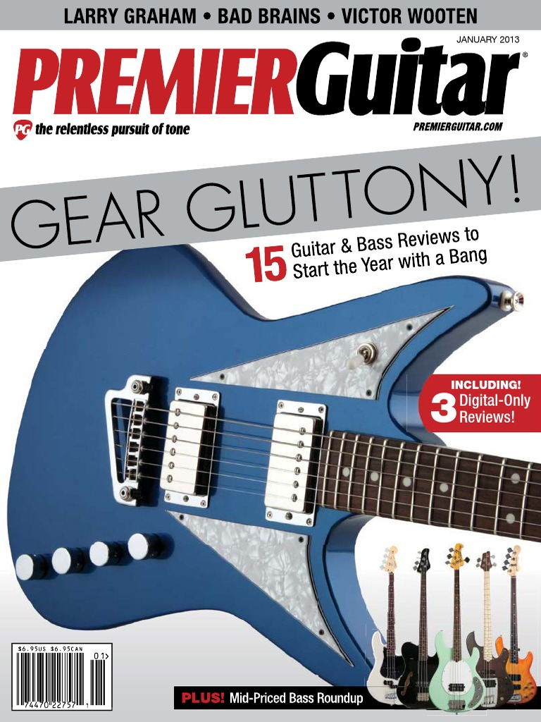 Premier Guitar.pdf | Bass Guitar | Jimi Hendrix