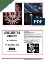 Bsg Colonial Fleet James Fighting Starships