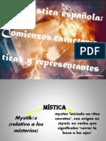 Los Místicos Españoles