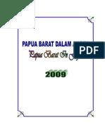 Papua Barat Dalam Angka 2009