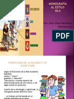 Monografc3adas Al Estilo Mla1