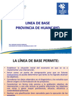 Linea Base Final-HUANCAYO