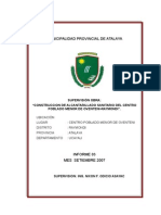 Caratula Informe 03 Setiembre