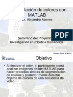 Vision Con MATLAB