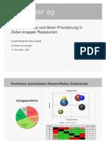 Projektportfolios Und Knappe Ressourcen 20091210 V10