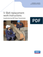12419 v Belt Replacement Work Instructions_EN