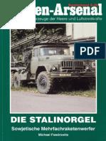 Waffen Arsenal - Sonderband S-30 - Die Stalinorgel - Sowjetische Mehrfachraketenwerfer