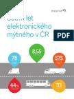 Sedm let elektronického mýtného v ČR