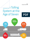 Czech Tolling System at the Age of Seven