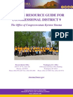 Veteran Resource Guide for Congressional District 9