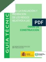 Guia Ev y Preve Obras Construccion