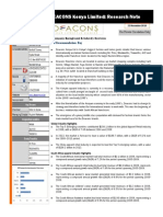 Report-Deacons Research Note