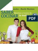 Saber Cocinar Recetas y Trucos Sergio Fernández