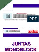 JUNTAS MONOBLOCK.ppt