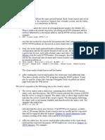 HTTP+HTML Basics