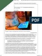 Revista Mexicana de Comunicación - Los Nativos Digitales Por Octavio Islas
