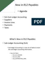 R12 Payables