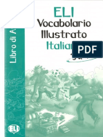 ELI - Vocabolario illustrato italiano - Junior - Libro di attivita`