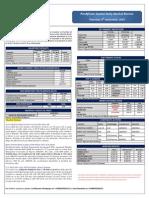Panafrican Daily Market Report (04-September-2014)