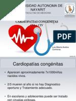 Cardiopatias Congenitas AVELINO
