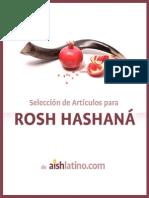 Seleccion de Articulos Rosh Hashana