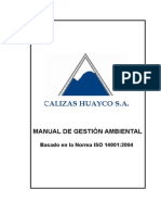 7. Manual de Gestión Ambiental