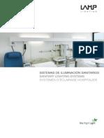Iluminación en hospitales y clínicas