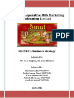 BS Project Report-AMUL