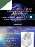 Preporuke za poticanje kreativnosti
