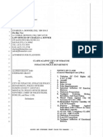 Alonzo Grant lawsuit