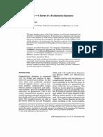 Voronoi Diagrams a Survey of a Fundamental Geometric Data Structure
