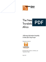 The need for translation in Africa.pdf