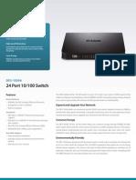 DES-1024A C1 Datasheet