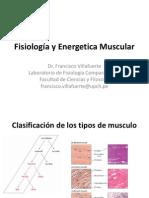 Fisiologia y Energetica Muscular