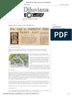 Who Lived in America Churchward