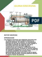 Motor Sincrono Exposicion1