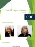 Chile (La Alegría Ya Viene)