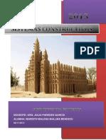 Trabajo de Arquitectura(Sistemas Constructivos Tierras