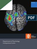 Psychology Ug