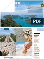 Island Travel Picks December 2009 - Islands Magazine