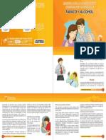 Manual Para La Prevención Del Consumo de Tabaco y Alcohol