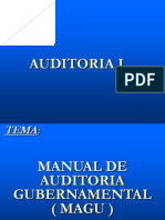 CLASE Manual de Audit Gubernamental -MAGU