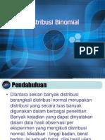2 Distribusi Binomial