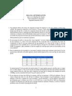 EjerciciosOptimizaciónModelaciónSimple