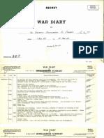 12. War Diary - August 1940